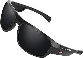 عینک آفتابی Polarized Sports Damailar TR90 Unbreakable for Frame for Women for Men