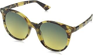 Gucci GG0091S 003 Women Sunglasses