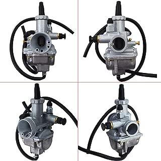 Autoparts Carburetor Fit for 1989-2004 Suzuki QuadRunner LT160 LT-F160 Assy 13200-02C03 ATV
