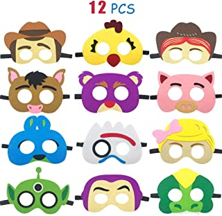 Toy 4th Masks Birthday Party Supplies Toys 4th Adventure Party Favors