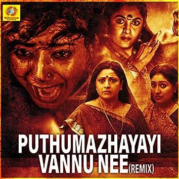 "Puthumazhayayi Vannu Nee (Remix) [From ""Akashaganga 2""]"