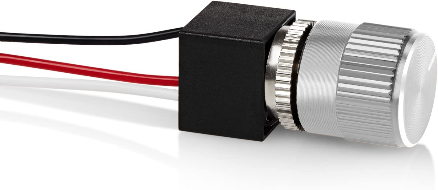 12 Volt Complete Free Shipping DC Dimmer for LED - Very popular! Tru Incandescent Halogen RV Auto