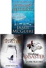 Beautiful Series Jamie McGuire Collection 3 Books Bundle (A Beautiful Wedding, Walking Disaster, Beautiful Disaster)