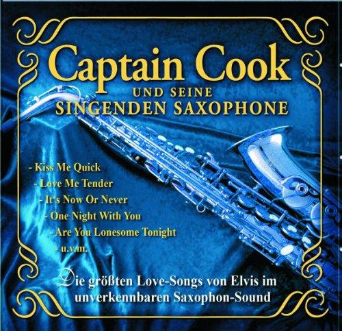 Die Größten Love-Songs Von Elvis Im Unverkennbaren Saxophon-Sound