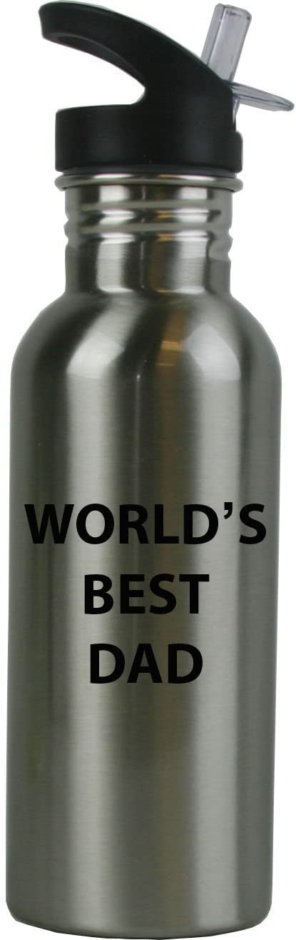 Father/'s Day Swim dad water bottle swim team gift wide mouth sports bottle personalized sports bottle for dad reusable water bottle