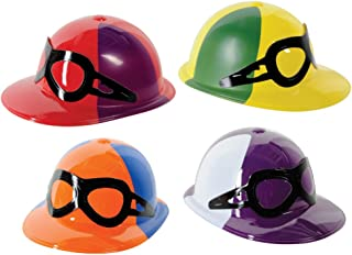 Beistle Plastic Jockey Helmet - Assorted Colors