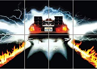 BACK TO THE FUTURE CULT CLASSIC MOVIE FILM GIANT WALL POSTER PRINT NEW G1304 by Doppelganger33LTD