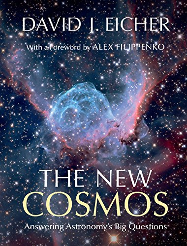Image of The New Cosmos: Answering Astronomy's Big Questions