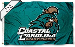 College Flags and Banners Co. Coastal Carolina Chanticleers 2x3 Foot Flag