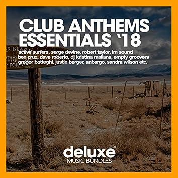 Club Anthems Essentials '18
