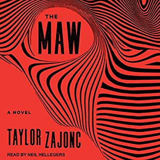 The Maw audiobook cover art