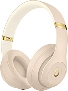 Beats Studio3 Wireless Kulak Üstü Kulaklık, Skyline Koleksiyonu, Kum Fırtınası