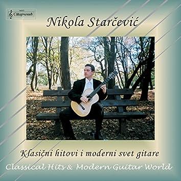 Classical Hits & Modern Guitar World Klasicni hitovi i moderni svet gitare