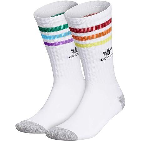 6 Paar Rainbow Socks Herren Damen Kinder Sportsocken CREW