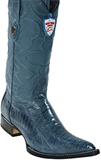 899f25a6bd2 Amazon.com: Blue - Western / Boots: Clothing, Shoes & Jewelry