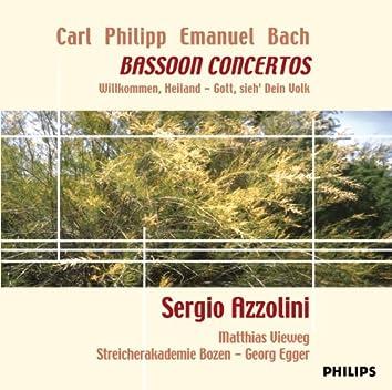 Concerti per fagotto
