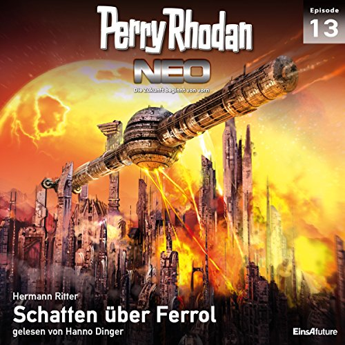 Schatten über Ferrol audiobook cover art