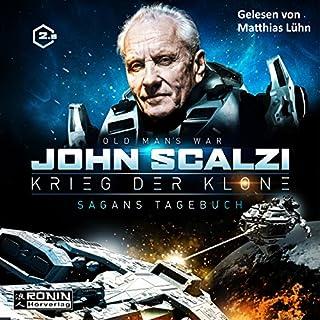 Sagans Tagebuch     Krieg der Klone 2.5              Autor:                                                                                                                                 John Scalzi                               Sprecher:                                                                                                                                 Matthias Lühn                      Spieldauer: 1 Std. und 27 Min.     219 Bewertungen     Gesamt 3,6