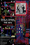 Games vs. Hardware. The History of PC Video Games. The 80's (reduced content edition) (English Edition)