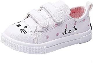 Kasien Baby Shoes, Kids Boys Girls Cat Sneakers Sports Running Shoes Baby Infant Casual Shoes