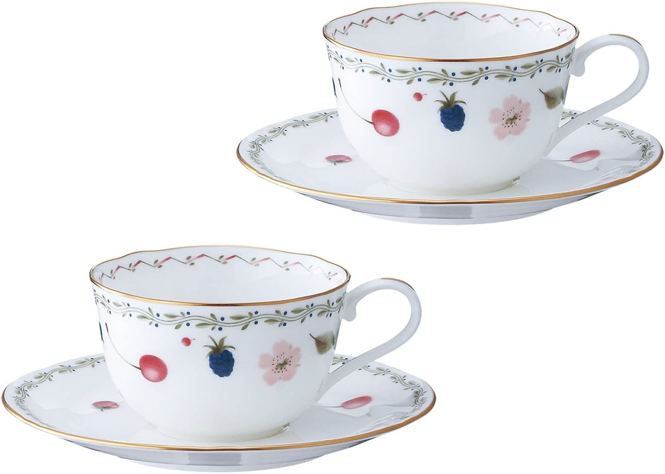 Noritake cup and saucer pair set p tea combined Nashville-Davidson Mall 220cc Selling coffee