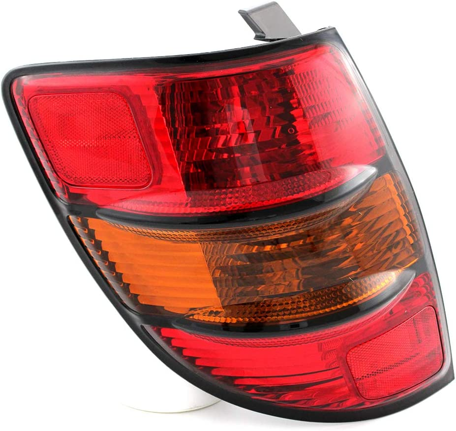 JP Auto 結婚祝い Outer Tail Light Compatible 2003 With 買い物 Vibe 2004 Pontiac