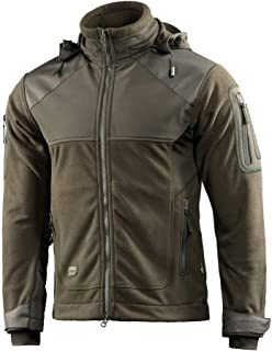 Fleece Windblock Jacket Outdoor Warm Soft Shell Hooded