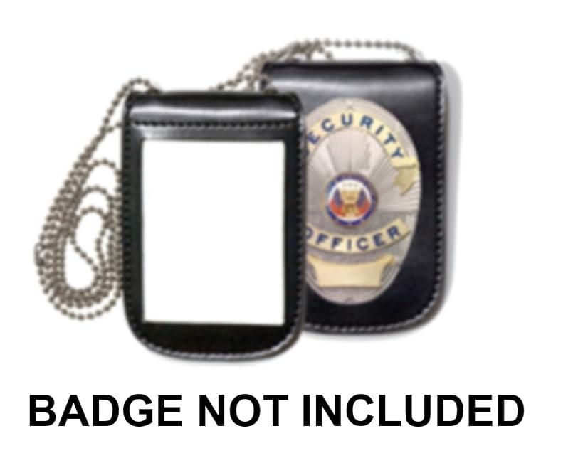 Hero's Pride Universal Magnetic Badge and Id Holder