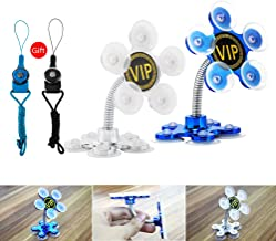 Suction Cup Bracket - Rotatable Multi-Angle Double-Sided Phone Holder Suction Cup Stand Bracket