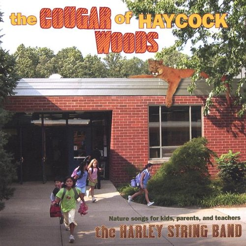 The Cougar of Haycock Woods