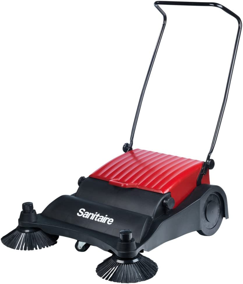 Push Sweeper 2021 autumn and winter new 32 in. Rare