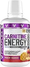 Finaflex Carnitine Energy 3000 Peach Mango Ultimate Thermogenic 16 Ounce, 16 Ounce