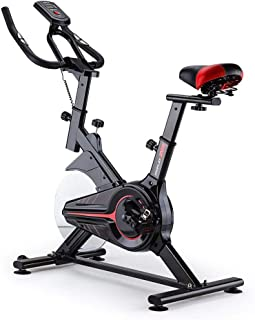 ProFlex SPN700 11kg Flywheel Commercial Spin Bike, Red