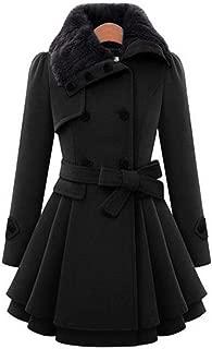 Wool & Blends Coats Female Jacket Winter Woman Coat Warm Windbreaker Plus Size Abrigos Mujer Invierno New