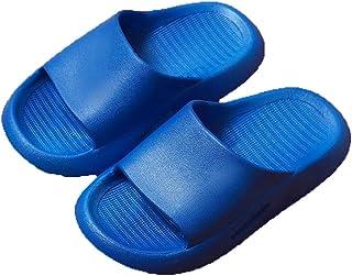 Zapatillas De Baño Divertidas Para Niñas, Zapatillas Para Niños Pikachu, Pokémon Sandalias Sandalias Baño Non-Slip Zapatos...