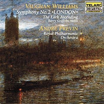 Vaughan Williams: Symphony No. 2 / The Lark Ascending