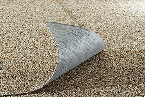 Steinfolie sand 0,4m breit - 1m langer Abschnitt, maximal 25m bestellbar