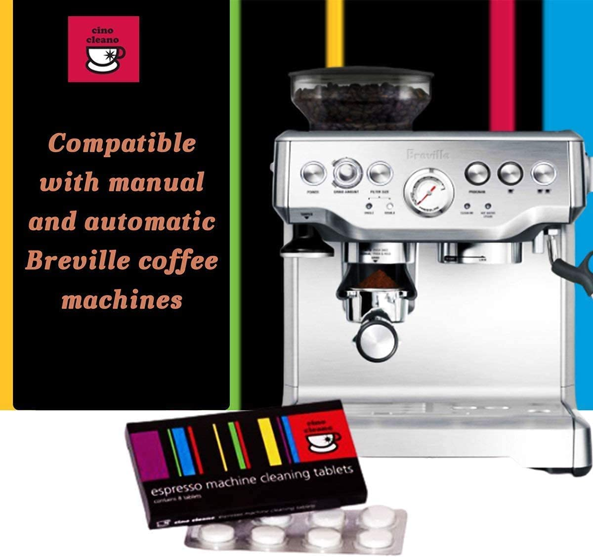 Home & Kitchen Coffee Maker Parts & Accessories ghdonat.com Cino ...
