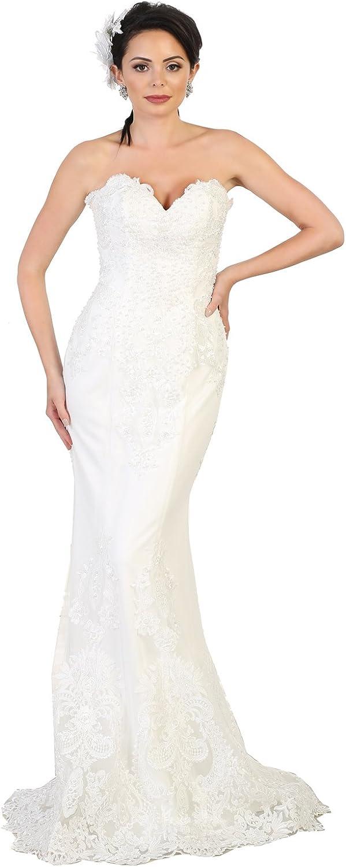 Royal Queen RQ7507 Wedding Destination Designer Gown