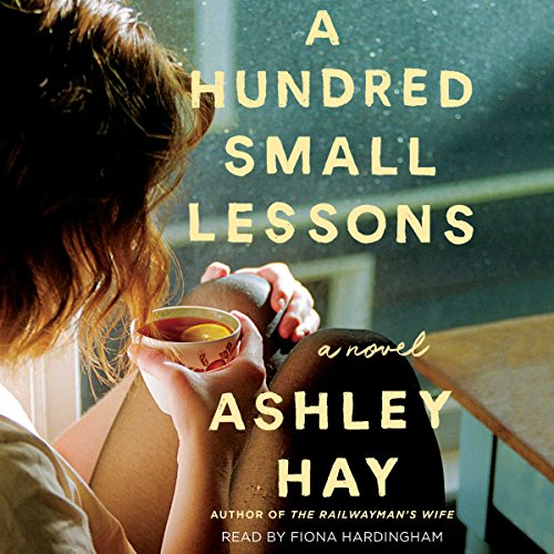 A Hundred Small Lessons audiobook cover art