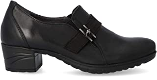 Zapato Fluchos F0942 Negro para Mujer