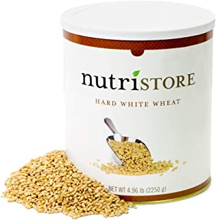 Nutristore Grain Essentials | Food for Survival and Emergency Preparedness | Long Term Storage and Easy to Prepare | Made ...