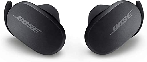Bose QuietComfort Noise Cancelling Earbuds - True Wireless Earphones, Triple Black, the World's Most Effective Noise Cance...
