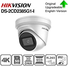 hikvision 4k 8mp