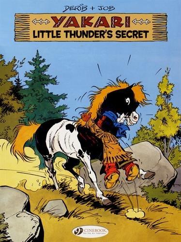 Yakari - tome 12 Little Thunder's Secret (12)