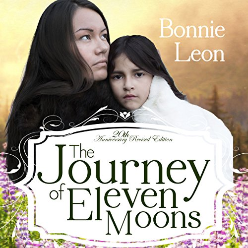 The Journey of Eleven Moons audiobook cover art