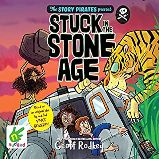 Stuck in the Stone Age cover art