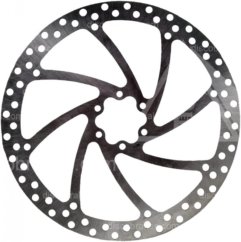 NEW SRAM Avid HS1 Disc Brake Rotor 180mm 6 bolt MTB//Road trp tektro hope shimano