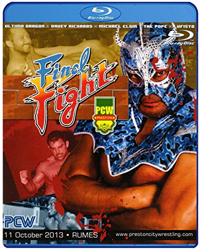 PCW - PRESTON CITY WRESTLING - Final Fight 2013 BLU-RAY