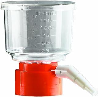 Corning 430049 Polystyrene Bottle Top Vacuum Sterile Filter, Nylon Membrane, 0.2 Micron, 45mm Bottle Neck Diameter, 500mL ...